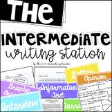 The Intermediate Writing Station