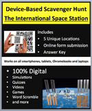 The International Space Station – Scavenger-Device-Based Scavenger Hunt Activity