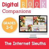 The Internet Sleuths Digital Companion Activities - Grades 3-5