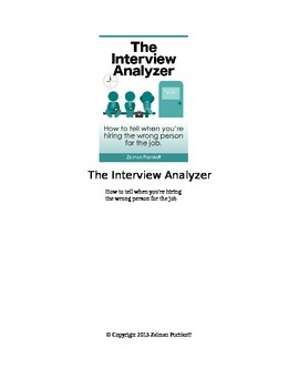 The Interview Analyzer
