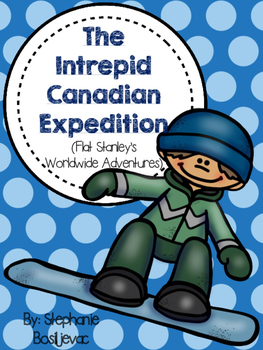 The Intrepid Canadian Expedition (Flat Stanley's Worldwide Adventures)