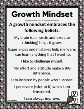 Invention: Growth Mindset And STEM