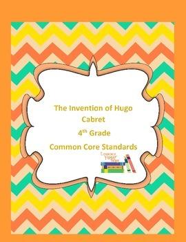 The Invention of Hugo Cabret 4th Grade Common Core Standards Sample