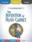 The Invention of Hugo Cabret Lesson Plan, (Book Club - Analyze Text Structure)