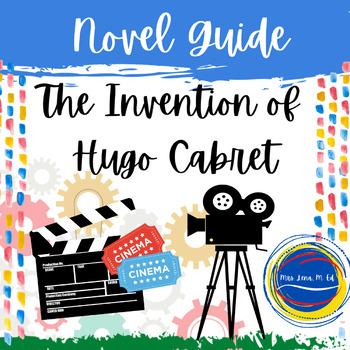 The Invention of Hugo Cabret- Novel Unit- Grades 4-6