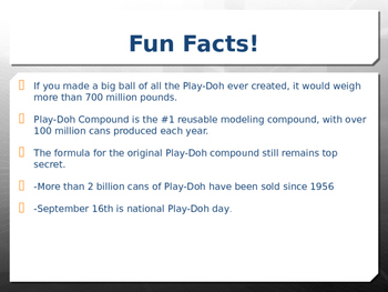 The Invention of Play-Doh