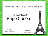 The Invention of Hugo Cabret ~ 42 pages of Common Core Activities