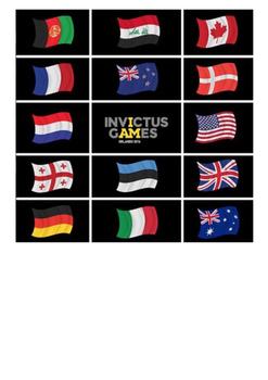 The Invictus Games Word Search