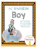 The Invisible Boy: Activities to extend the book