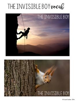 The Invisible Boy Book Companion