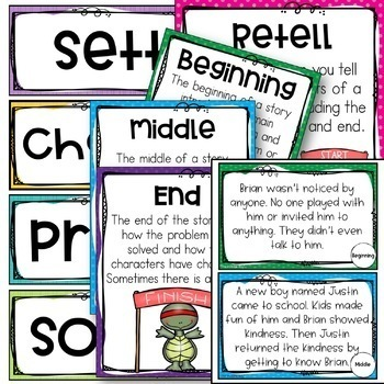 The Invisible Boy Guided Reading Activities Retell