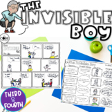 The Invisible Boy: Interactive Read-Aloud Lesson Plans Act