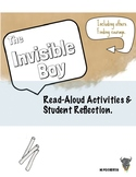 The Invisible Boy Read Aloud Reflection and Comic Strip