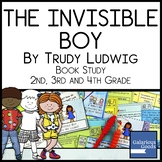 The Invisible Boy by Trudy Ludwig - Book Study