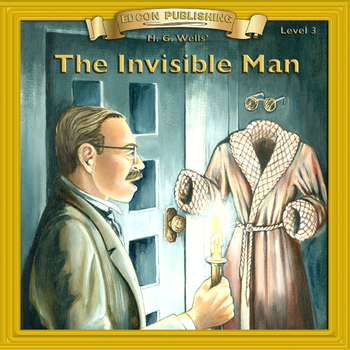 The Invisible Man 10 Chapter Audiobook