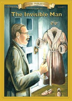 The Invisible Man 10 Chapter Reader