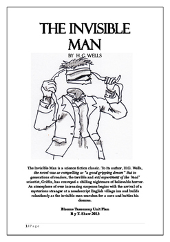 The Invisible Man and the Time Machine
