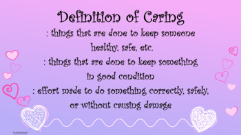 The Invisible String Caring Character Counts Ed Friendship PBIS w 6 video links