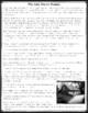 The Irish Potato Famine Close Reading Passage and Questions