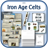 The Iron Age Celts teaching and display pack; PowerPoints, activities & display