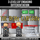 The Iron Curtain Differentiated Reading Passages about cau