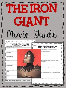 The Iron Giant Movie Guide, Cold War, Communism