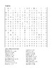 The Iron Man by Ted Hughes - Chapter 2 Word Search
