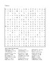 The Iron Man by Ted Hughes - Chapter 5 Word Search