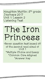 "Listening Test: ""The Iron Princess"""