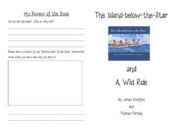 The Island-Below-the-Star and A Wild Ride Activity Booklet