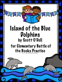 The Island of the Blue Dolphins - Over 100  EBOB Questions