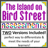 The Island on Bird Street Novel Test