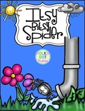 Itsy Bitsy Spider {Literacy Mini Unit}