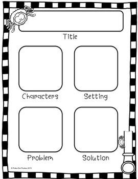 Itsy Bitsy Spider {Literacy Mini Unit}