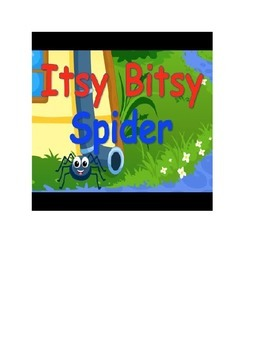 The Itsy Bitsy Spider Mini Unit