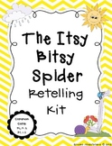 The Itsy Bitsy Spider Retelling Kit
