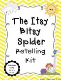 The Itsy Bitsy Spider Retelling Kit
