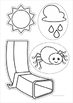 The Itsy Bitsy Spider / The Incy Wincy Spider Worksheets and Activities