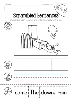 the itsy bitsy spider the incy wincy spider worksheets and activities. Black Bedroom Furniture Sets. Home Design Ideas