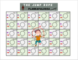 The JUMP ROPE PLANKAPALOOZA - 30-Day Challenge