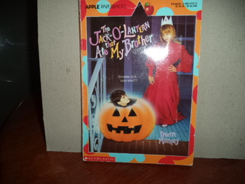 The Jack-O-Lantern that Ate My Brother ISBN 0-590-47731-5