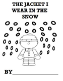 The Jacket I Wear In The Snow Adapted Workbook (Autism, Wi