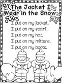 The Jacket I Wear in The Snow Close Read