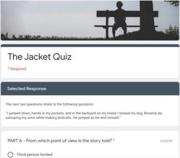 The Jacket Quiz