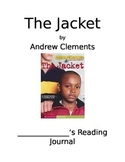 The Jacket Reading Response Journal
