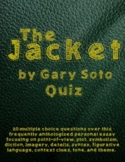 The Jacket by Gary Soto-Quiz