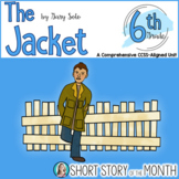 The Jacket by Gary Soto Short Story/Memoir Unit