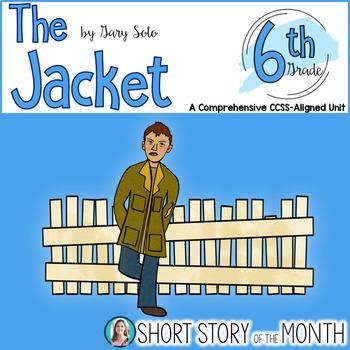 The Jacket by Gary Soto Short Story/Memoir Unit