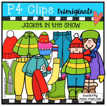 P4 STORY TIME (Jacket in the Snow) P4 Clips Trioriginals