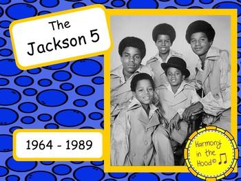 The Jackson 5: Musicians in the Spotlight